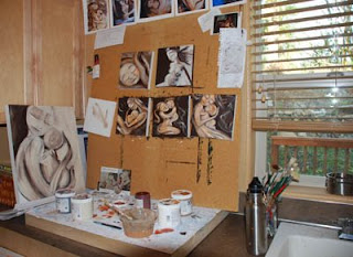 The State of My Studio