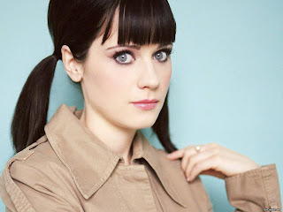 Zooey Claire Deschanel, Love Indonesia, actress, musician, model,American