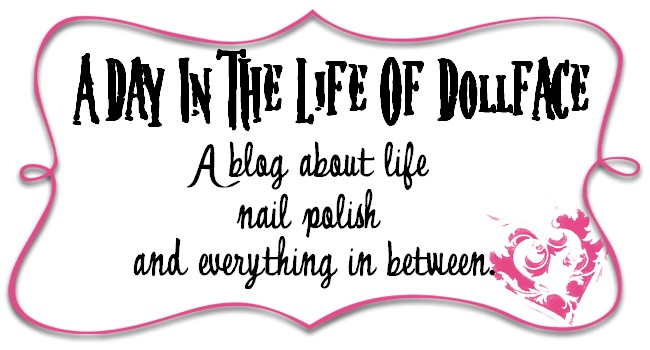 A Day In The Life Of Dollface....