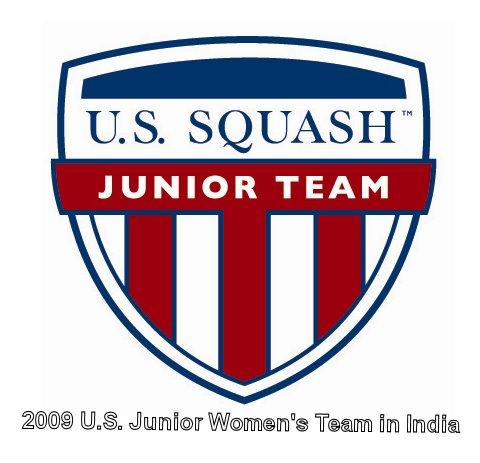 2009 U.S. Junior Women's Team in India
