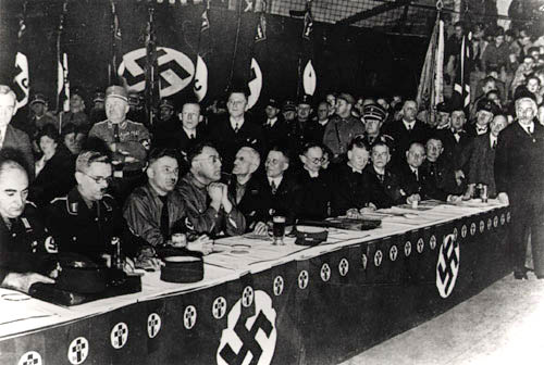 Documentos revelam que os Estados Unidos recrutavam ex-nazistas