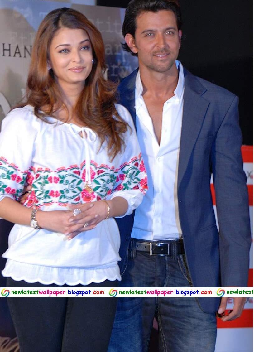 Aishwarya rai & Hrithik at Guzaarish film press meet – First look