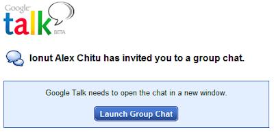 Launch Group Chat(启动多人聊天模式)