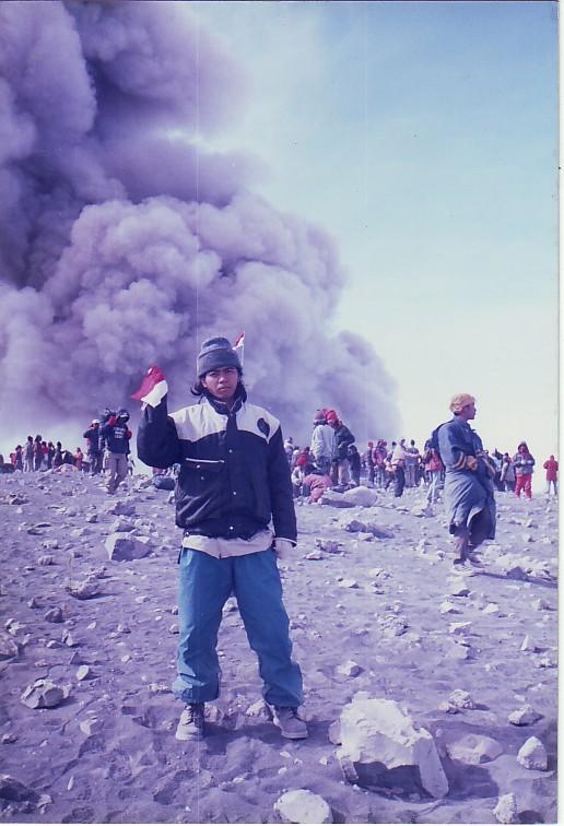 Arus Gunung Semeru