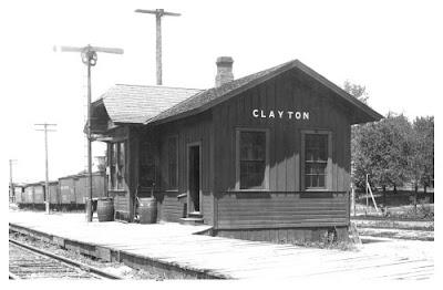 Clayton Depot