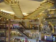 Picture of Mall Taman Anggrek interior
