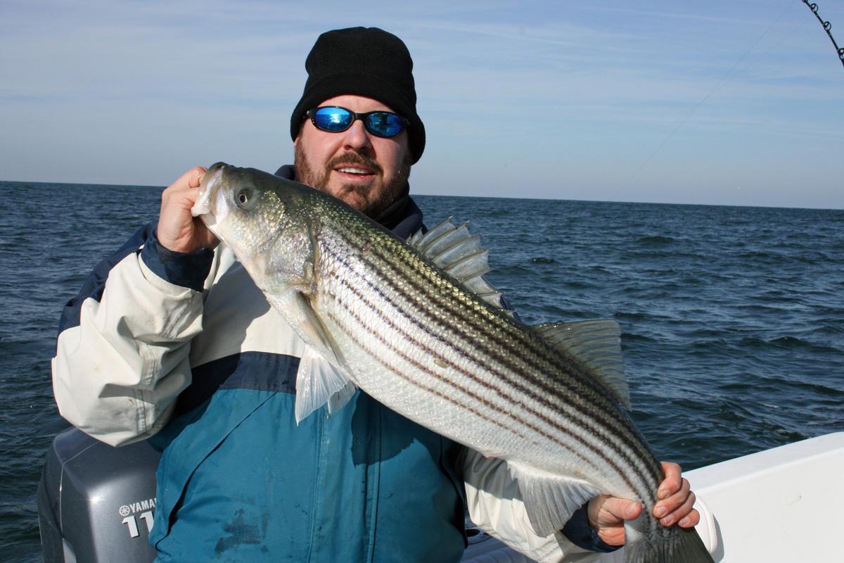 Captain scott erickson 39 s blog striper fishing from rudee for Rudee inlet fishing report