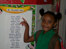 Jailyn's 1st day of Kindergaren