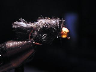 Flugfiske Nya nymfer