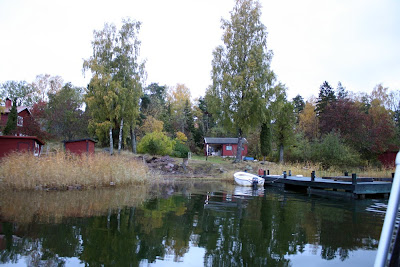 Flugfiske Havsöringshelg i Stockholms skärgård, dag 2