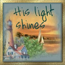 "..... ""his light shines"" award ....."