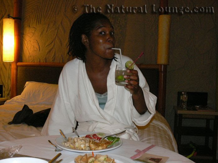 cainrow hairstyles. This was me enjoying room service - you can also see how my hair looked down