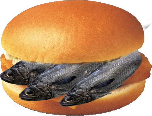 Kampua 4 life what 39 s in your fillet o fish for P o fish