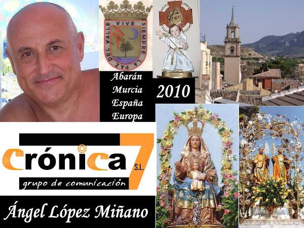 Ángel  López Miñano (Abarán)