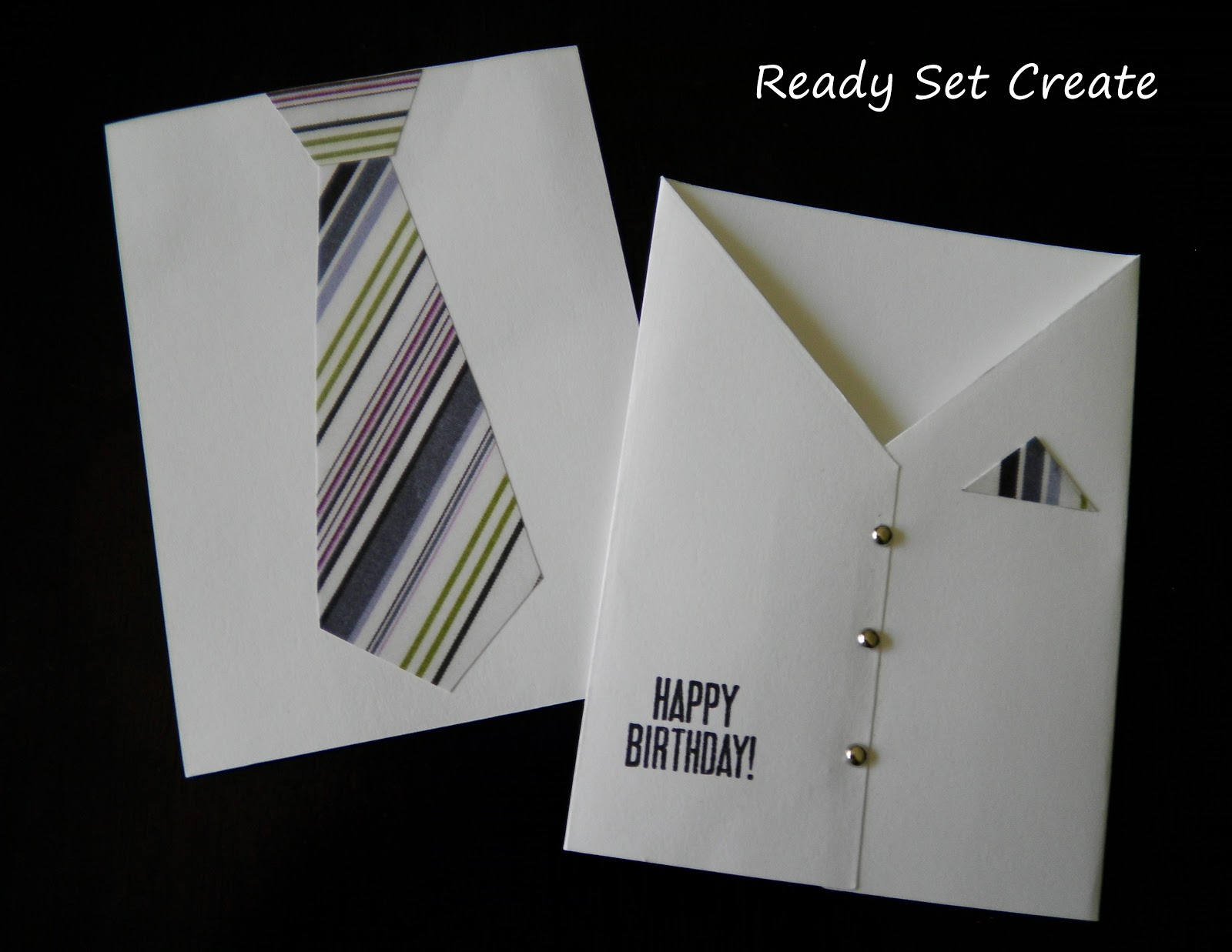 Homemade-card-for-men ideas are difficult to come by so I thought I ...