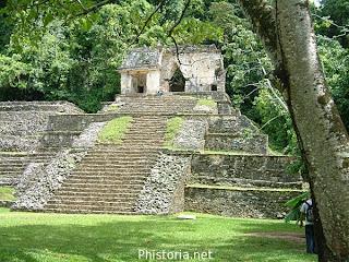 Caracter sticas de la arquitectura maya for Arquitectura en maya