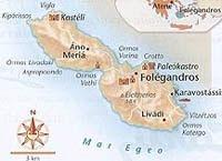 Triky Maps - Folegrandros