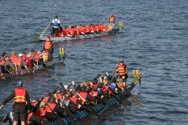 Dragon Boat Racing dates back over 2000 years to the Chinese legend of Qu ...