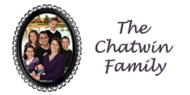 The Chatwin Family