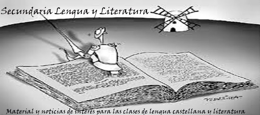 Secundaria Lengua y Literatura