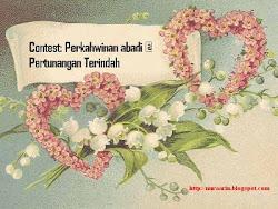 Contest Perkahwinan Abadi