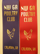 NW Ga Poultry Show Feb 7. 09