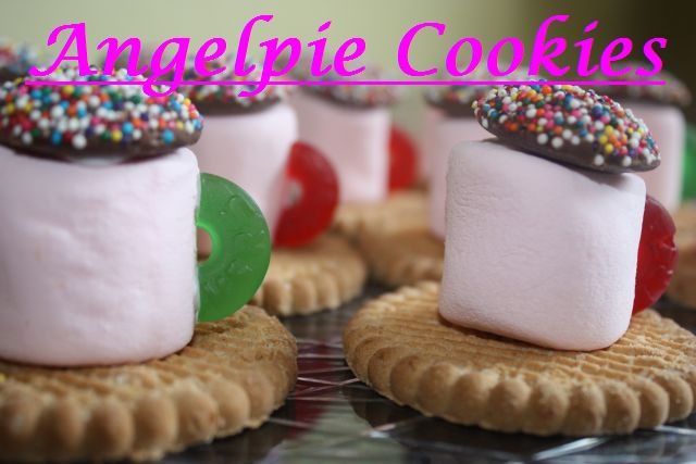 Angelpie Cookies