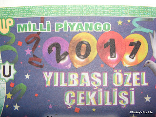 Turkish Lottery Ticket