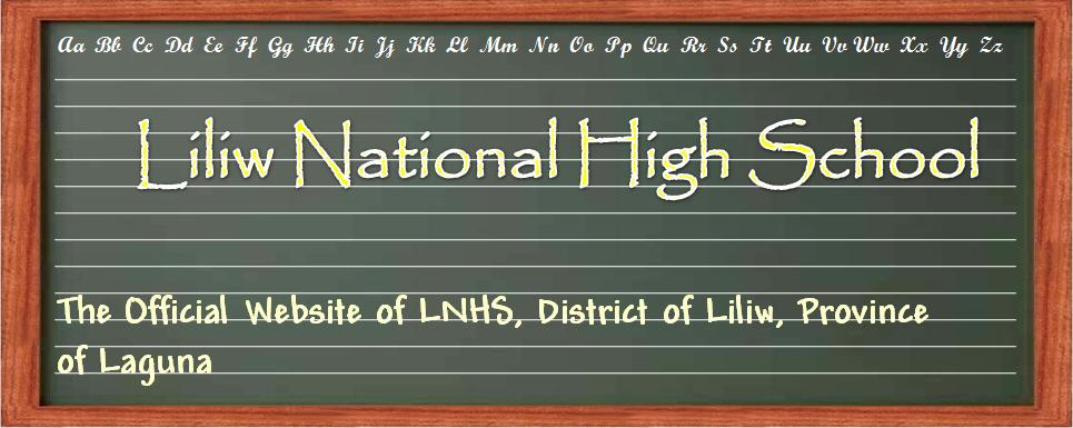 Liliw National High School