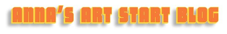 Anna's Art Start Blog