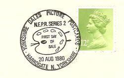 Yorkshire Dales postmark
