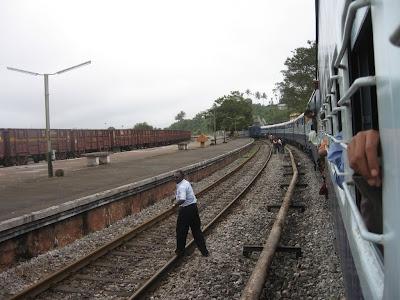 Sakaleshpur Railway Station Mungaaru Male Spot
