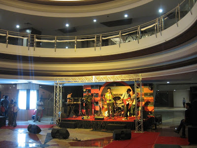 Rock Show at City Centre Mall, Mangalore