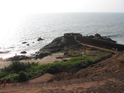 Bekal fort beach
