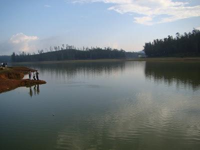 Kamaraja Sagar, Ooty