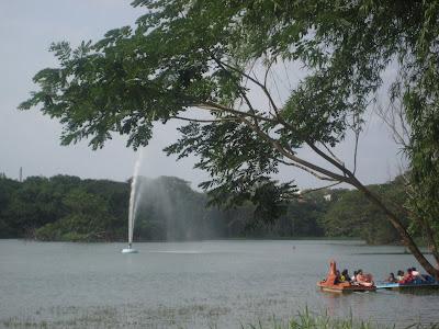 Kaaranji Lake