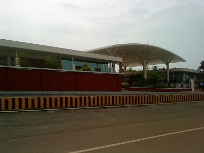 Infosys Mangalore campus at Konaje