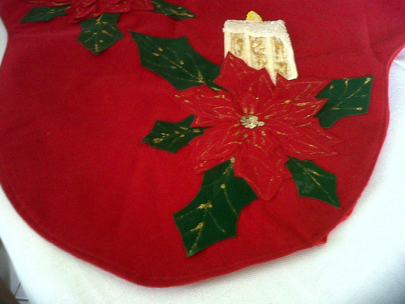 Adornos navide os camino de mesa navide o - Adornos de mesa navidenos ...