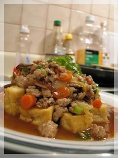 Rich Tofu