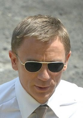 sunglasses in the movie quantum of solace everything