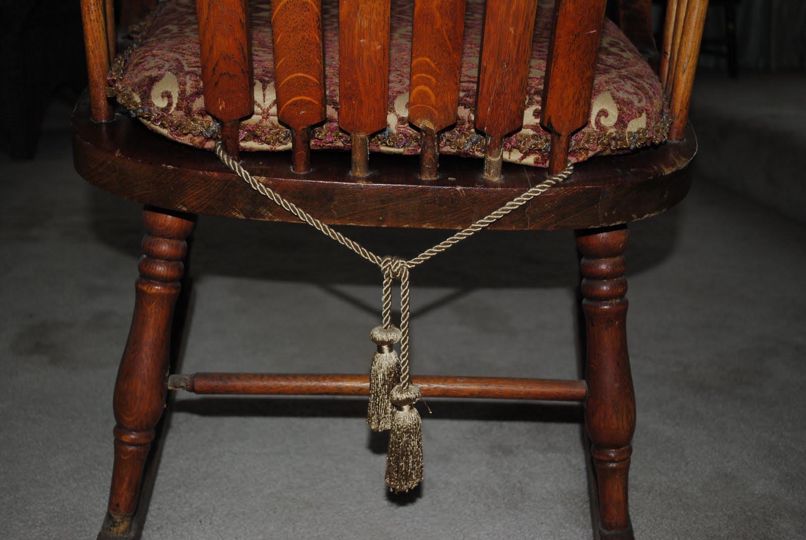 Chair Cushion Ties