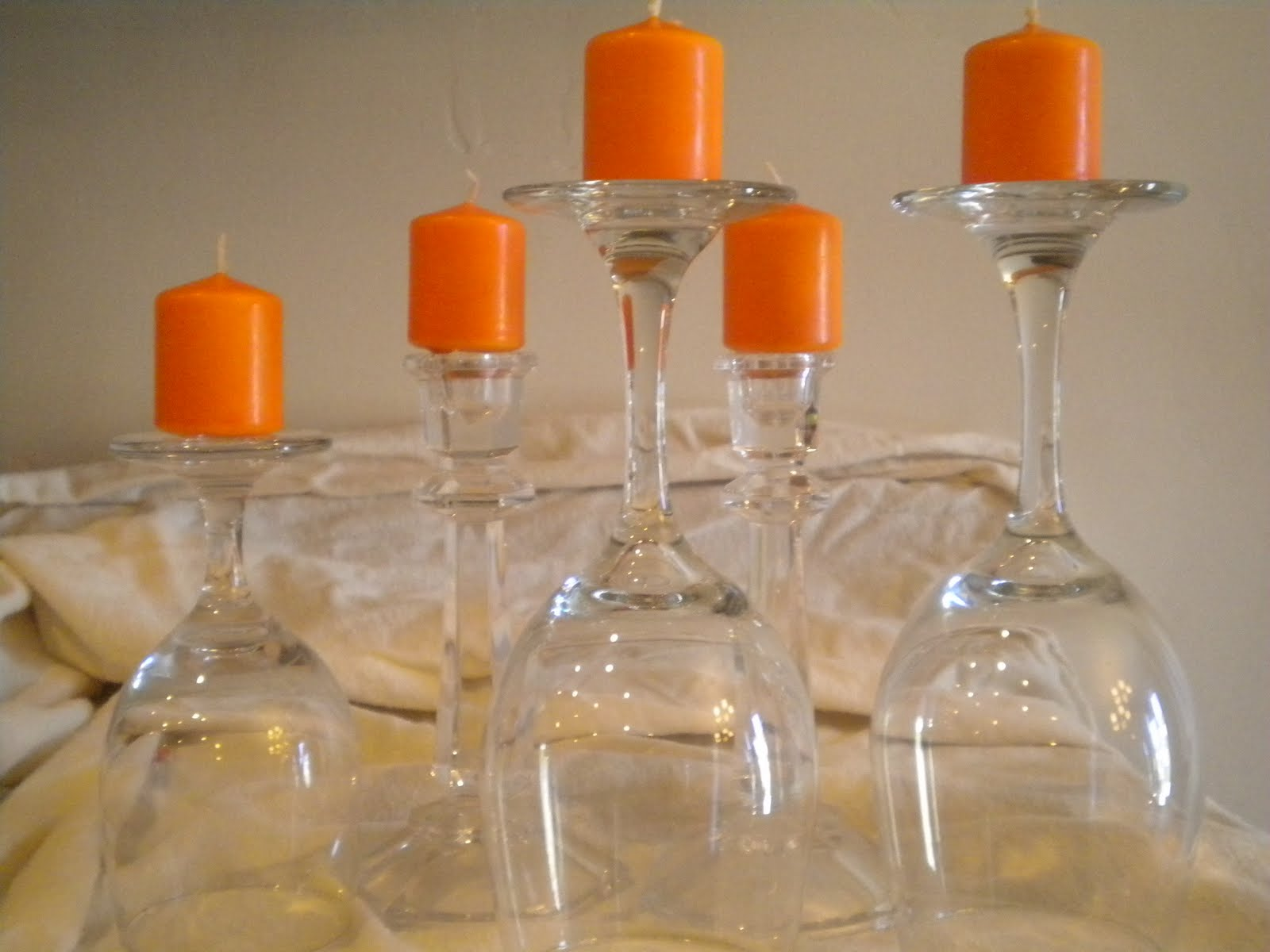 Poppies at play super easy halloween centerpieces