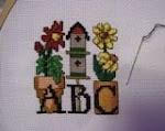 """Partecipo al SAL ABC Birdhouse organizzato da Susanna """"Tutte le mie xxx"""""""