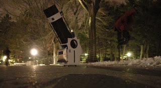Teleport TP10 in Central Park