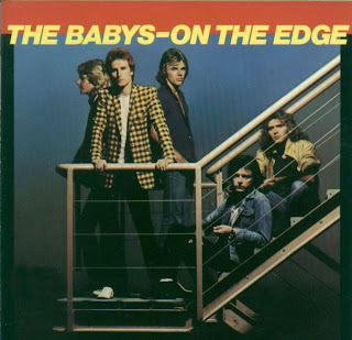 BABYS Babys+-+On+The+Edge+%28front%29