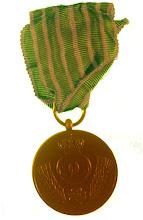 Medalia Merit Agricol 1932