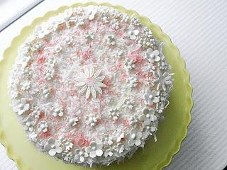 Dorie Greenspan's Perfect Party Cake by Ezra Pound Cake