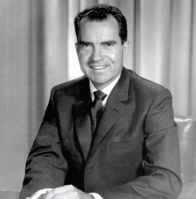 Richard nixon quaker