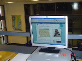 Nuestro blog es analizado por una profesora para su trabajo de investigación a presentar en UNSAM