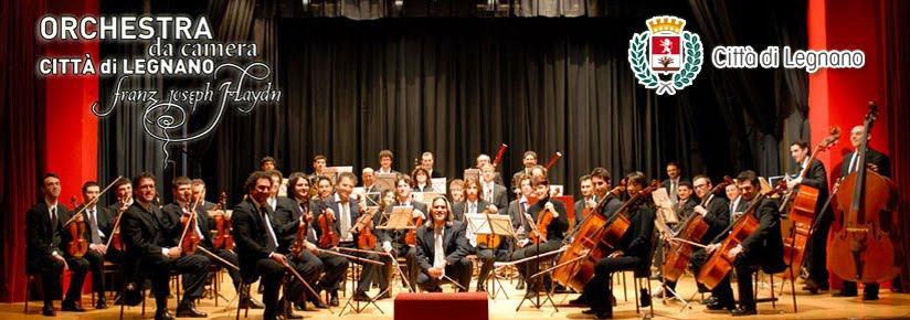 Orchestra città di Legnano Franz Joseph Haydn